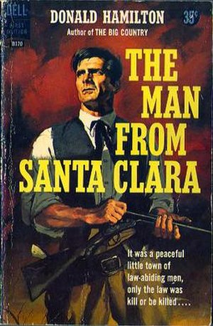 The Man from Santa Clara - Paperback original