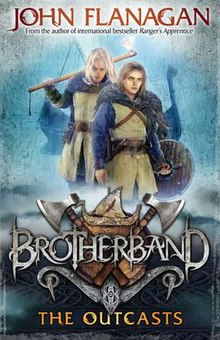 The Outcasts (Brotherband Chronicles, Book 1)