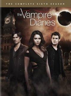 <i>The Vampire Diaries</i> (season 6) Season of television series