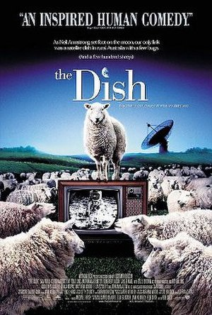 The Dish - Promotional poster