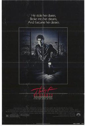 Thief of Hearts - Image: Thief of hearts poster