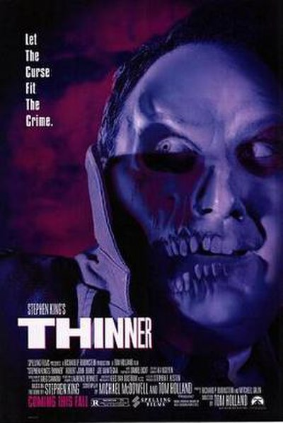 Picture of a movie: Thinner