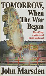Tomorrow When The War Began Front Cover.JPG