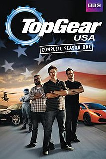 <i>Top Gear</i> (U.S. season 1)