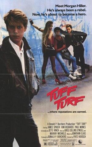 Tuff Turf - Original film poster