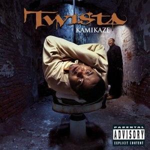 Kamikaze (album) - Image: Twista kamikaze