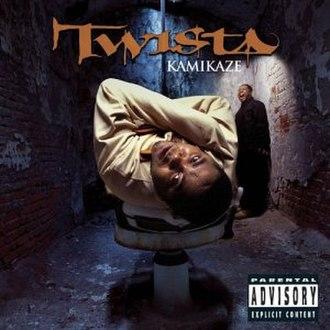 Kamikaze (Twista album) - Image: Twista kamikaze