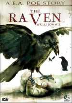 The Raven (2006 film) - DVD Release Cover (USA)