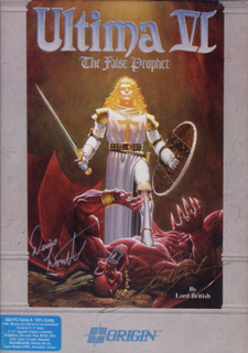 <i>Ultima VI: The False Prophet</i> 1990 video game