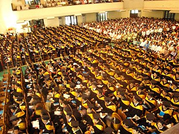 University Graduation Ceremony