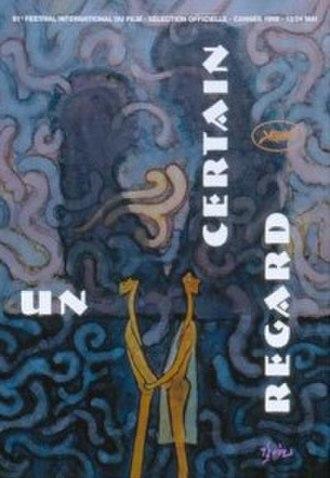 1998 Cannes Film Festival - 1998 Un Certain Regard poster, an original illustration by Kang Woohyun.