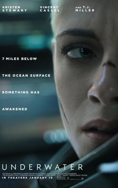 Picture of a movie: Underwater