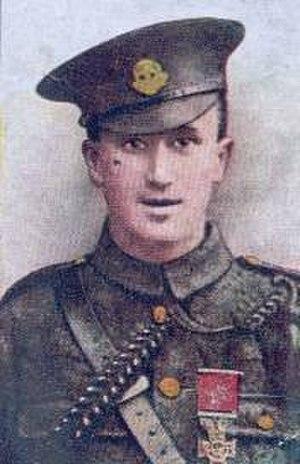 Frederick Jeremiah Edwards - Image: VC Frederick Jeremiah Edwards