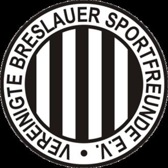 Vereinigte Breslauer Sportfreunde - Image: V Breslauer Sportfreunde