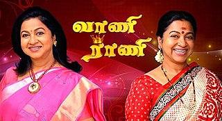 <i>Vani Rani</i> (TV series)