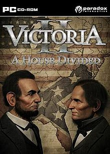 Victoria II: A House Divided cover