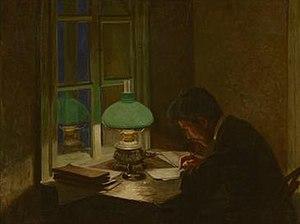 All Through the Night (Žmuidzinavičius) - Image: Visą naktį