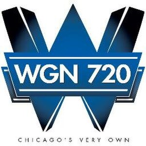 WGN (AM) - Image: WGN 720am logo