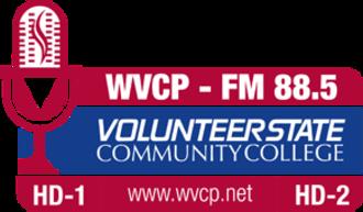 WVCP - Image: WVCP FM88.5 logo