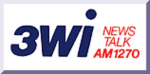 WWWI (AM) - Image: WWWI FM logo