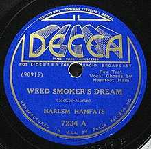 Weed Smoker's Dream single cover.jpg