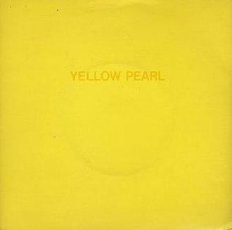 Yellow Pearl (song) - Image: Yellowpearlsingle