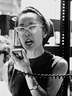 Yuri Kochiyama American civil rights activist