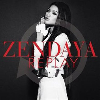 Zendaya - Replay (studio acapella)