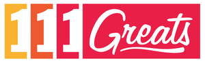 "111 (Australian TV channel) - Logo as 111 Greats from 20 April 2014 to 1 August 2015; logo until November 1, 2015 is same, but omits ""Greats""."