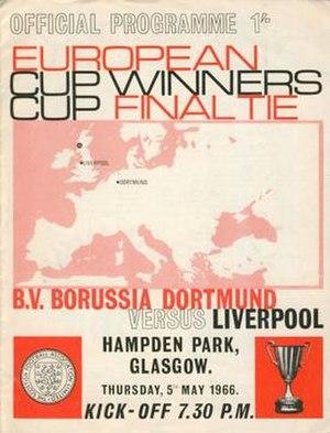 1966 European Cup Winners' Cup Final - Image: 1966ECWCFinal