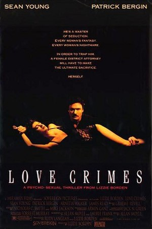 Love Crimes (1992 film) - Image: 1992 love crimes