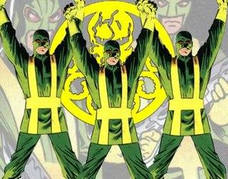 fictional supervillain organization