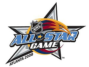 56th National Hockey League All-Star Game - Image: 56th National Hockey League All Star Game (logo)