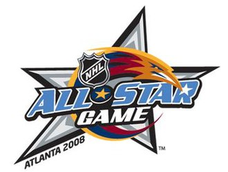 2008 National Hockey League All-Star Game - Image: 56th National Hockey League All Star Game (logo)