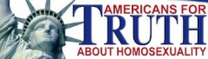 Americans for Truth about Homosexuality - Image: AFTAH Logo