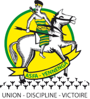 ASFA Yennenga - Image: ASFA Yennenga logo