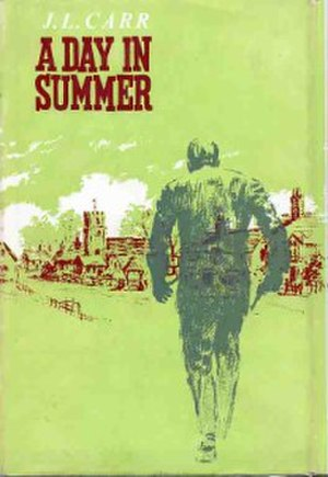 A Day in Summer - Dust jacket of first edition - 1963