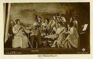 <i>A Waltz Dream</i> (film) 1925 film