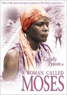 <i>A Woman Called Moses</i>