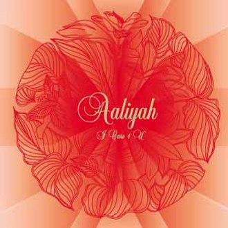 I Care 4 U - Image: Aaliyah I Care 4U