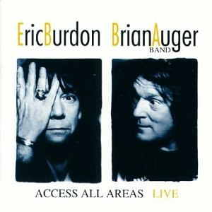 Access All Areas (Eric Burdon & Brian Auger Band album) - Image: Access All Areas (Eric Burdon & Brian Auger Band album)