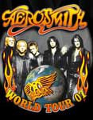Aerosmith World Tour 2007 - Image: Aero admat 07 worldtour