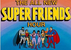 The All-New Super Friends Hour - Image: Allnewsuperfriends