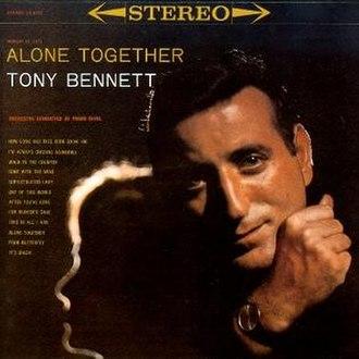 Alone Together (Tony Bennett album) - Image: Alone Together Tony Bennett