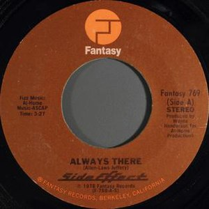 Always There (Side Effect song) - Image: Always There (Side Effect song)