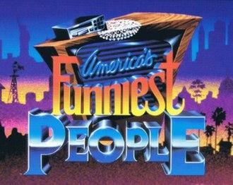 America's Funniest People - Image: America's Funniest People