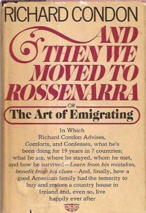 And Then We Moved to Rossenarra - First edition