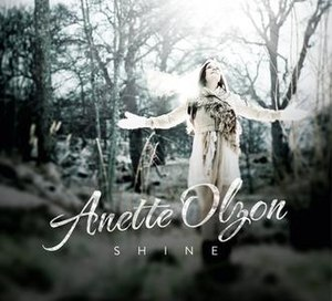 Shine (Anette Olzon album) - Image: Anette Olzon Shine