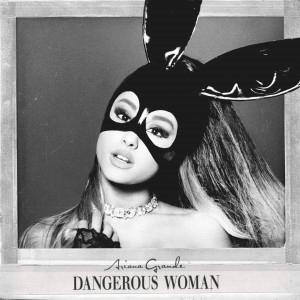 Dangerous Woman (album) - Image: Ariana Grande Dangerous Woman (Official Album Cover)