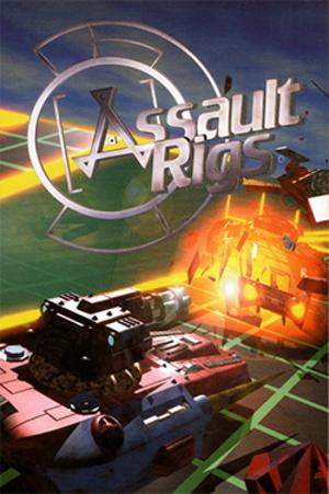 Assault Rigs - Cover art
